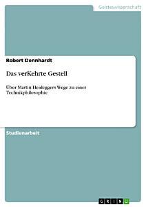 Das verKehrte Gestell PDF