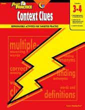 Power Practice: Context Clues, Gr. 3-4, eBook