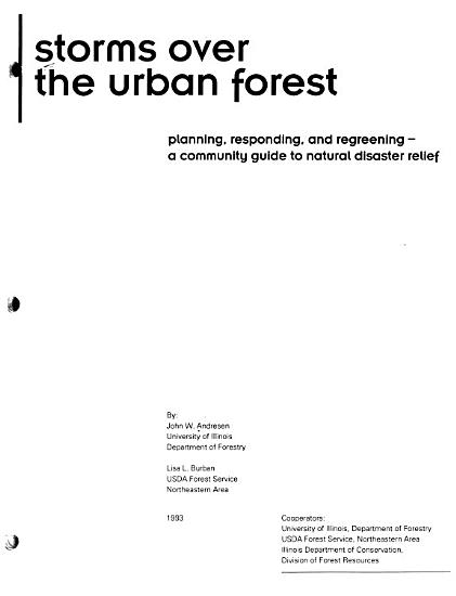 Storms Over the Urban Forest PDF