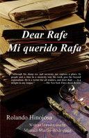 Dear Rafe