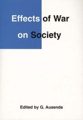 Effects of War on Society PDF