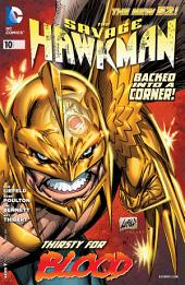 The Savage Hawkman (2012-) #10