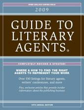 2009 Guide To Literary Agents - Articles: Edition 17