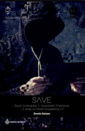 Project SAVE: Social Vulnerability & Assessment Framework