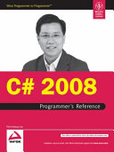 C# 2008 Programmer's Reference