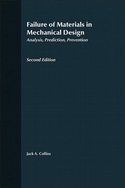 Failure of Materials in Mechanical Design PDF