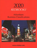 Red Books Advertisers Business Classifications 2020 PDF