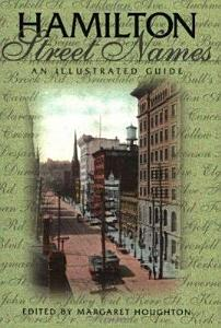 Hamilton Street Names Book