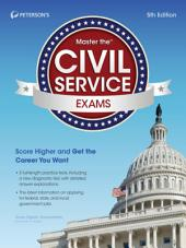 Master the Civil Service Exams: Edition 5