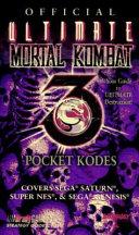 Official Ultimate Mortal Kombat 3 Pocket Kodes