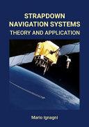 Strapdown Navigation Systems