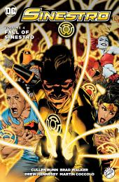 Sinestro Vol. 4: The Fall of Sinestro