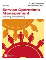 Service Operations Management PDF