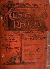 Clay Record: Volume 8