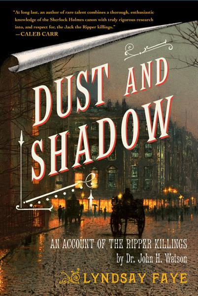 Download Dust and Shadow Book