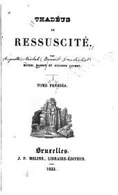 Thadéus le ressuscité: Volume1