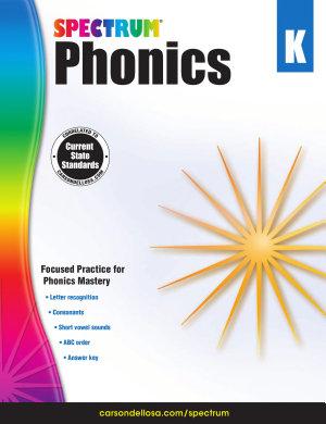 Spectrum Phonics  Grade K