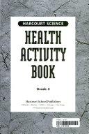 Science  Grade 3 Health Activity Book PDF
