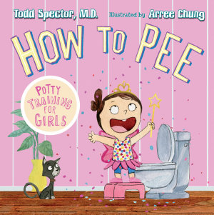 How to Pee  Potty Training for Girls Book
