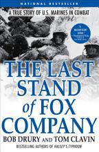 The Last Stand of Fox Company PDF