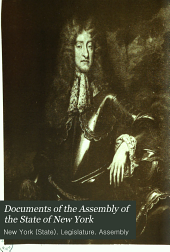 Documents of the Assembly of the State of New York: Volume 133, Issue 32