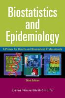 Biostatistics and Epidemiology PDF