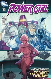 Power Girl (2009-) #19