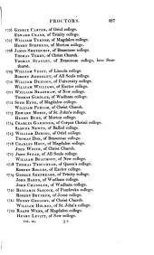 Fasti Ecclesiae Anglicanae, Or, A Calendar of the Principal Ecclesiastical Dignitaries in England and Wales, and of the Chief Officers in the Universities of Oxford and Cambridge: From the Earliest Time to Year MDCCXV, Volume 3