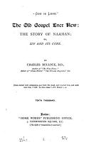 The old gospel ever new  the story of Naaman  or  Sin and its cure PDF