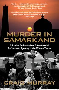 Murder in Samarkand Book