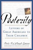 Posterity PDF