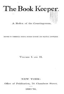 The Book Keeper PDF