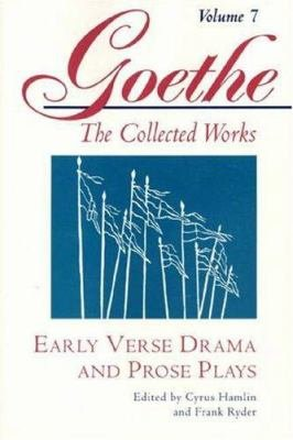 Early Verse Drama and Prose Plays PDF