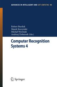 Computer Recognition Systems 4 PDF