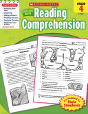 Scholastic Success With Reading Comprehension  Grade 4 Book