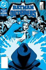 Batman and the Outsiders (1983-) #28