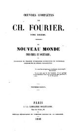 Oeuvres complètes de Ch. Fourier