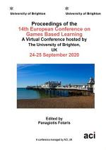 ECGBL 2020 14th European Conference on Game-Based Learning