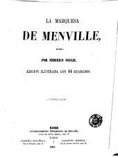 La Marquesa de Menville: novela