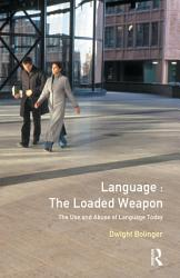 Language The Loaded Weapon Book PDF