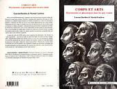 CORPS ET ARTS: Physionomies et physiologie dans les arts visuels