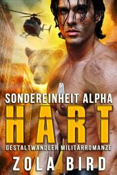Sondereinheit Alpha - HART: Gestaltwandler Paranormal Fantasy Militärromanze