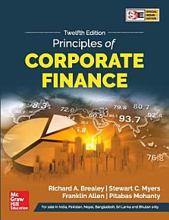 Principles of Corporate Finance  12 e Book