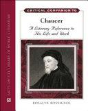 Critical Companion to Chaucer