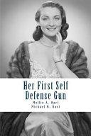 Her First Self Defense Gun