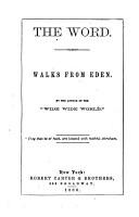Walks from Eden PDF