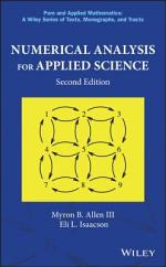 Numerical Analysis for Applied Science