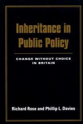 Inheritance in Public Policy