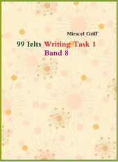 99 IELTS Writing Task 1 Band 8 – Academic and General