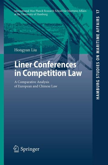 Liner Conferences in Competition Law PDF